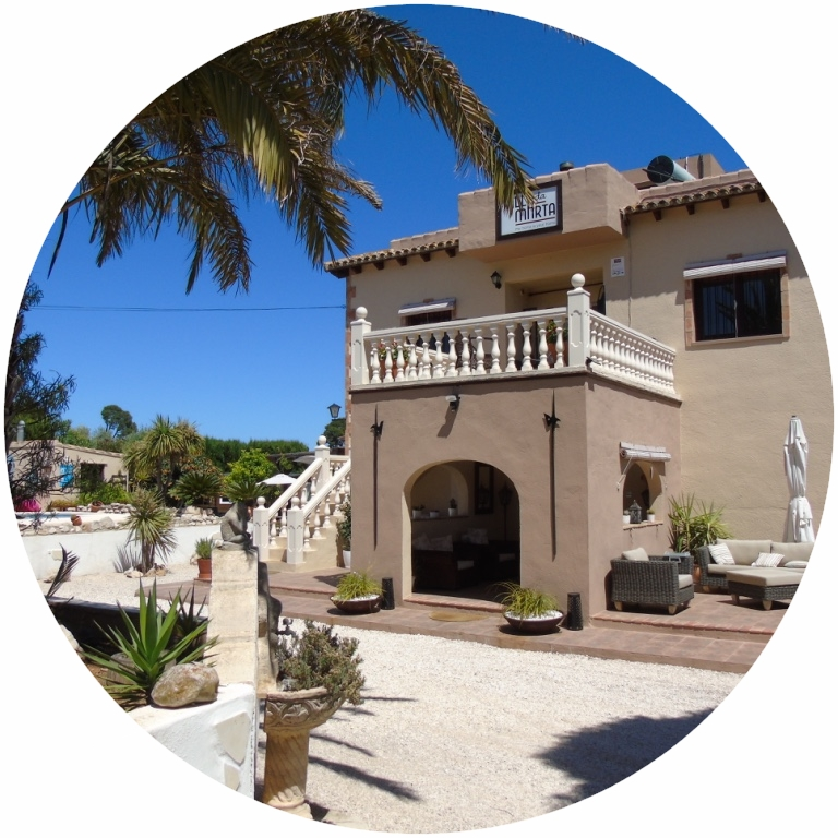Die Villa da Marta
