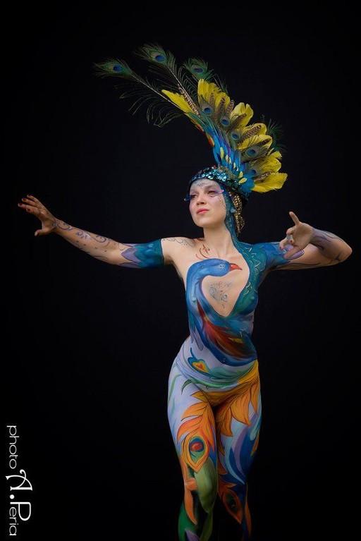 World Bodypainting Festival 2011, Foto: Andrea Peria