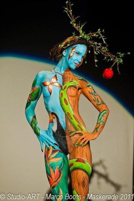 Maskerade 2011, Foto: Marco Boots