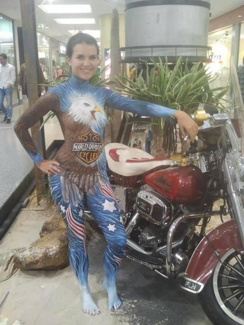 Harley Davidson Exhibition 2014