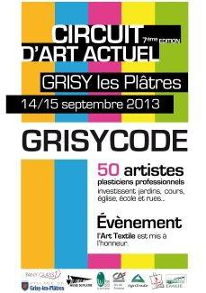 Circuit d'Art Actuel à Grisy-les-Plâtres
