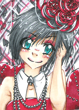 #110 ~ Copic Marker ~ vergeben an Michiki