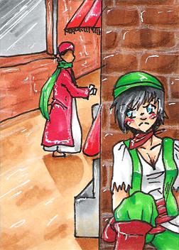 #064 ~ Copic Marker ~ vergeben an Jenno