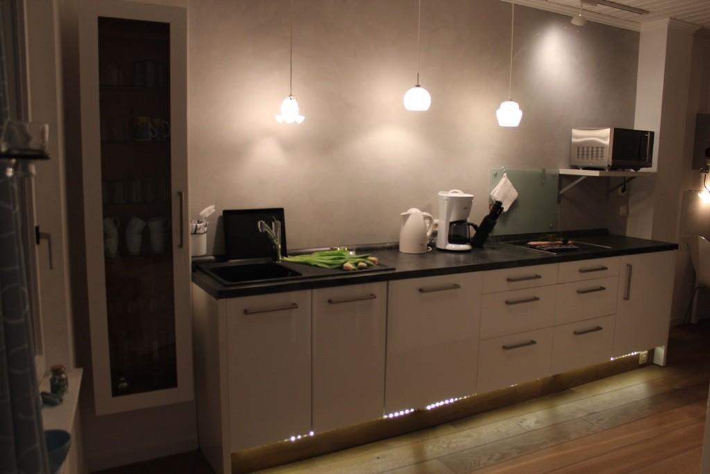 Ferienwohnung in Hameln Küche