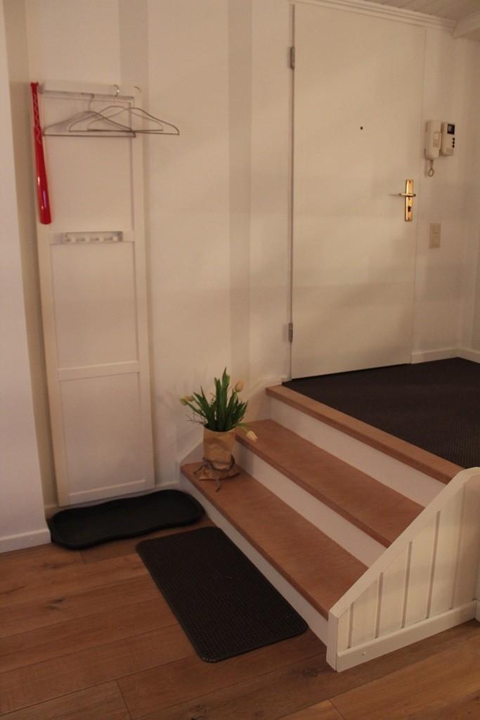 Ferienwohnung in Hameln Wohnungseingang