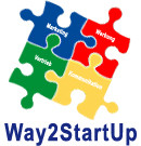 MWS-Buchhaltungsservice Kooperationspartner, Way2StartUp, Maisach