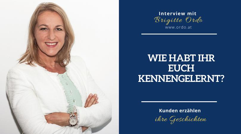 Bild: mentalLOVE Blog - Interview mit Brigitte Ordo - Kunden erzählen