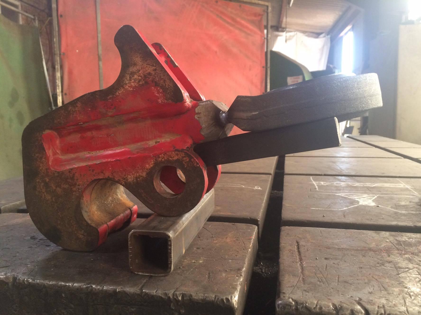 Welding Tow Bar