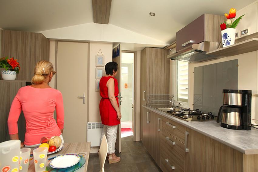 Küche LAMPARO 23m2