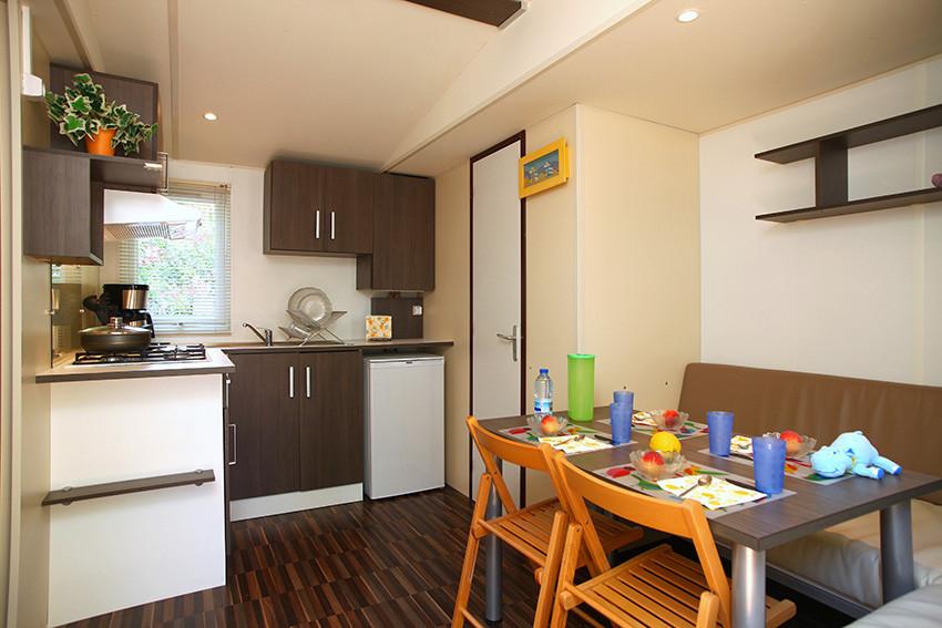 Cocina mobile home CATALANE
