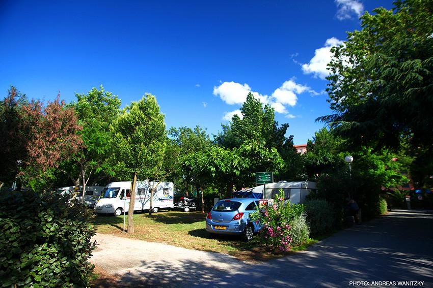 Parcelas Camping Catalan