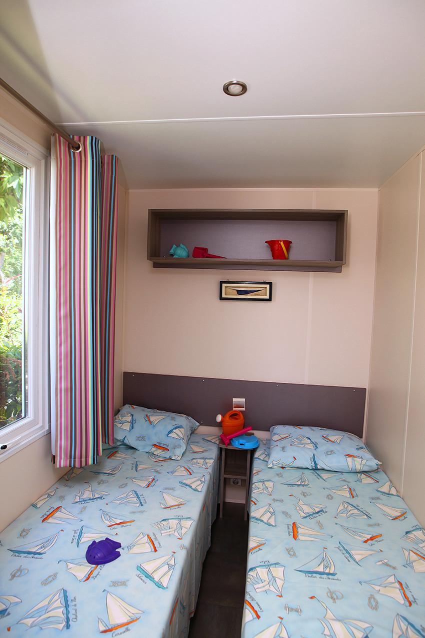 Kinderschlafzimmer LAMPARO 23m2