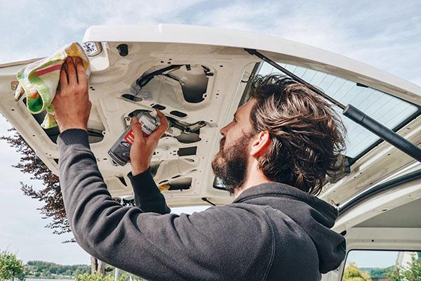 Egal in welchem Zustand sich dein Van befindet, wir zeigen dir Mittel und Wege, um ihn auf Vordermann zu bringen. Dabei spielt natürlich auch die richtige Isolierung eine wichtige Rolle.