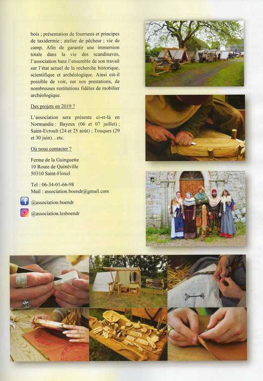 Bulletin Municipal de Saint-Floxel 2019