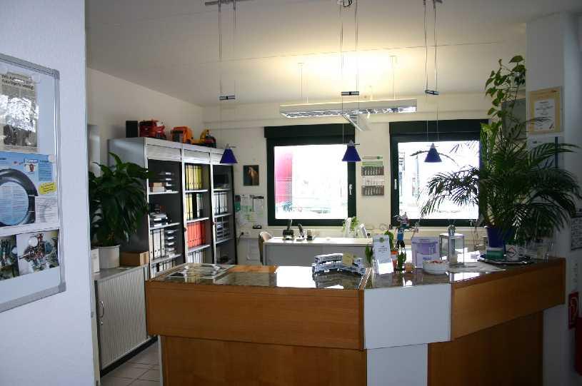 Empfangsbereich/Büro