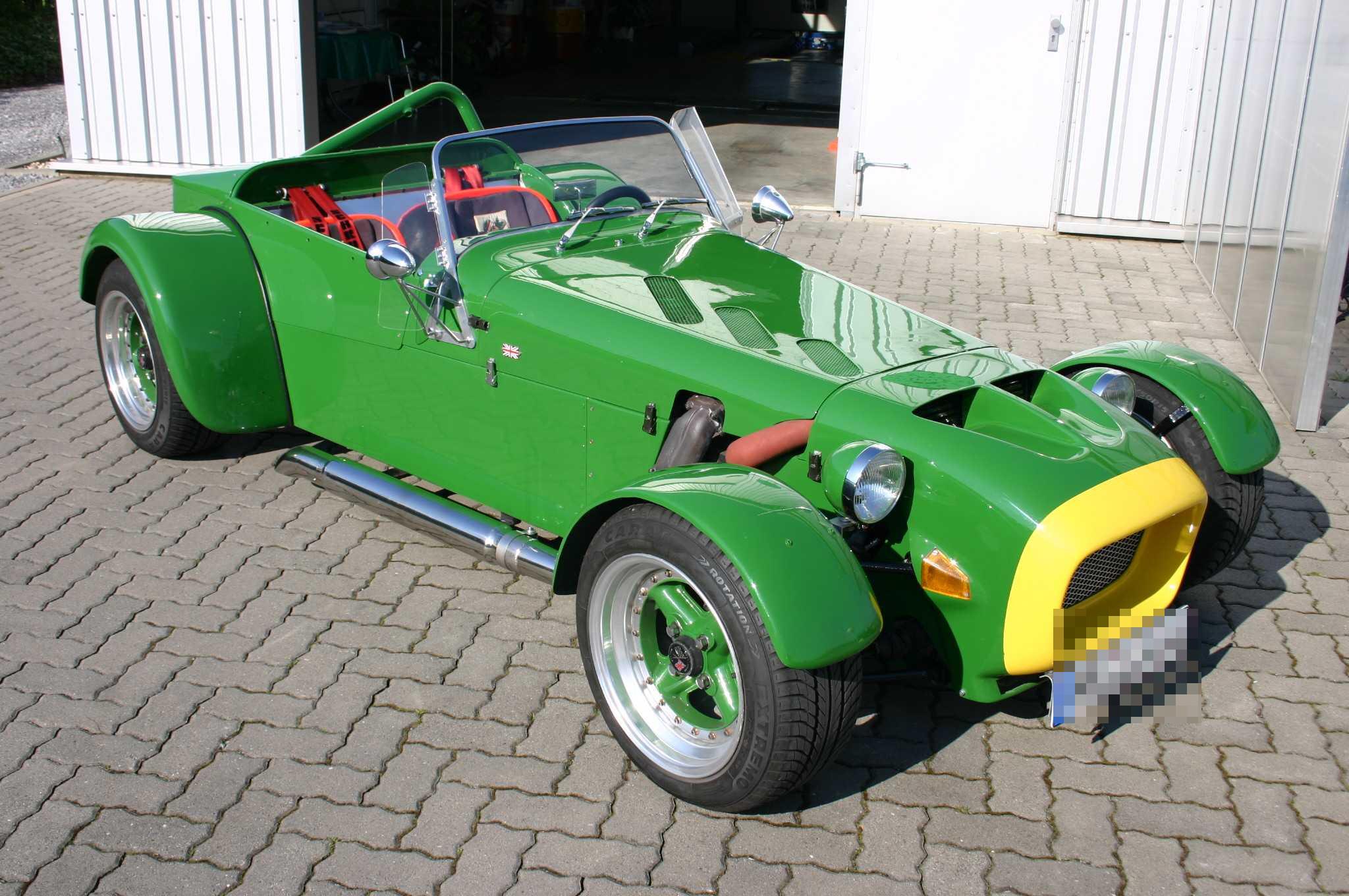 Oder andere Sportwagen ...