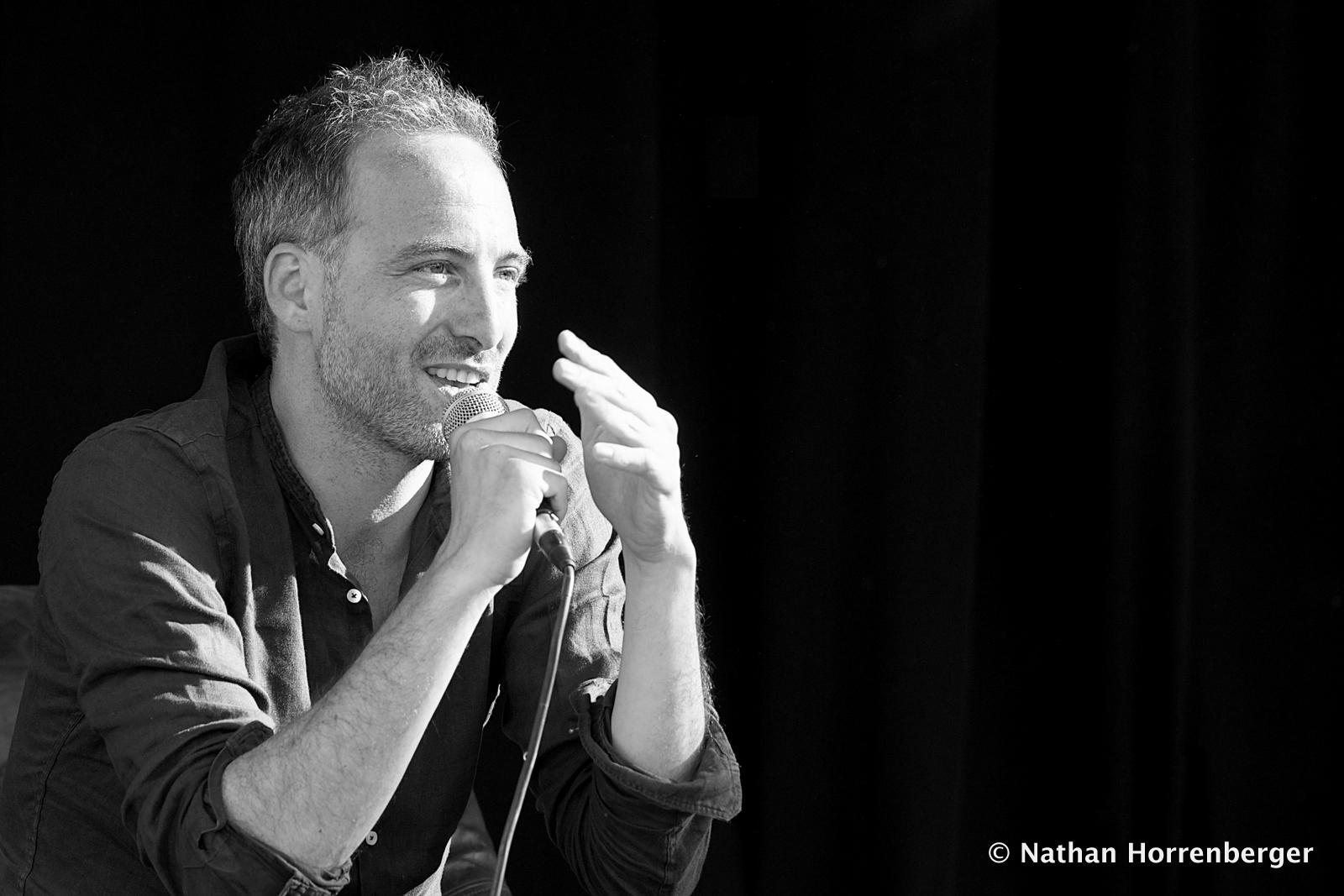 Raphaël Glucksmann, La Rochelle, Juin 2018