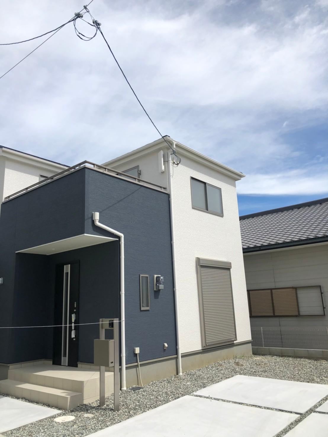 奈良県橿原市 地デジデザインアンテナ取付設置工事