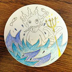 Wunsch: Wildheit des Meeres