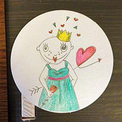 Wunsch: Prinzessin