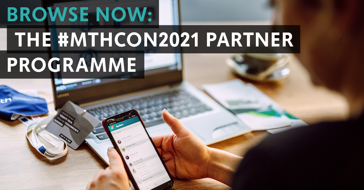 Partner Stage Programme #mthcon2021