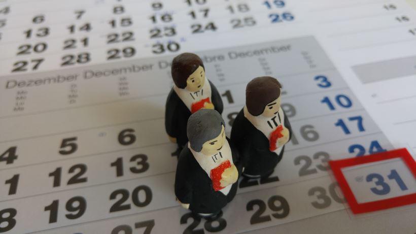 Recht mit Anwalt - Verjährung zum Jahresende