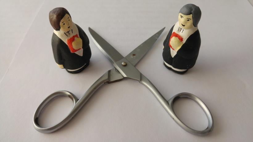 Recht mit Anwalt - Scheidung