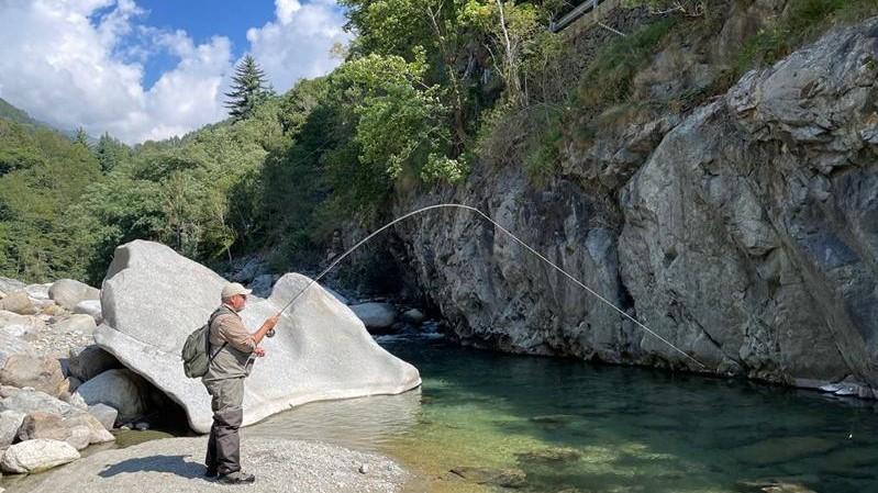 Mastallone - Fliegenfischen - Wochenende
