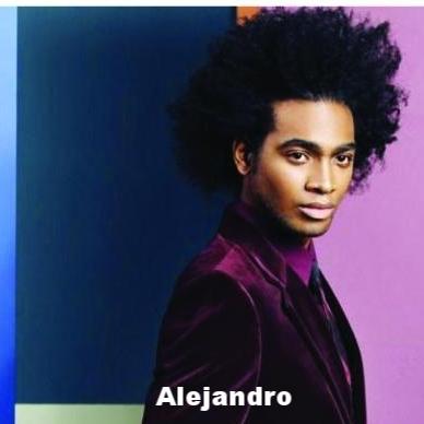 Alejandro PerfectModel Männer