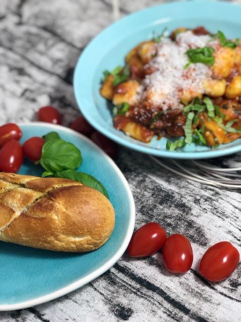 Schnelle Gnocchi Arrabiata Pfanne a la Jamie Oliver l Gnocchi Arrabiata in 15 Minuten