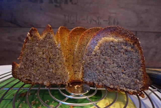 Saftiger feuchter Nuss Nutella Kuchen | Kek Tarifi