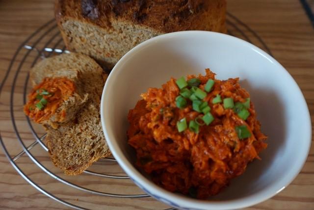 Tomatenbutter selbstgemacht zum Grillen a la Melissa