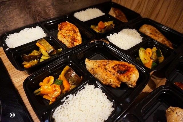 Meal Prep Sonntag Wochenplan Bodybuilding und Abnehmen