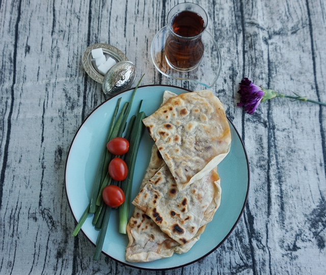 original Goezleme Rezept | Teigtaschen mit Hackfleisch