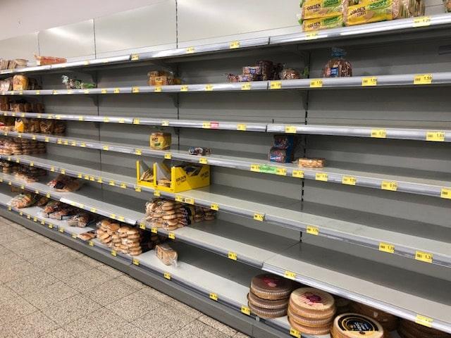 Hamsterkauf l Einkaufsliste Notvorrat 14 Tage