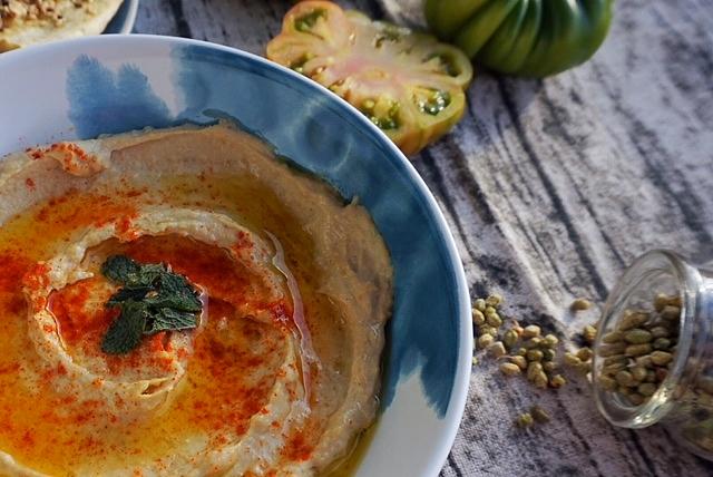 Das beste Hummus-Rezept der Welt mit einer Geheim-Zutat