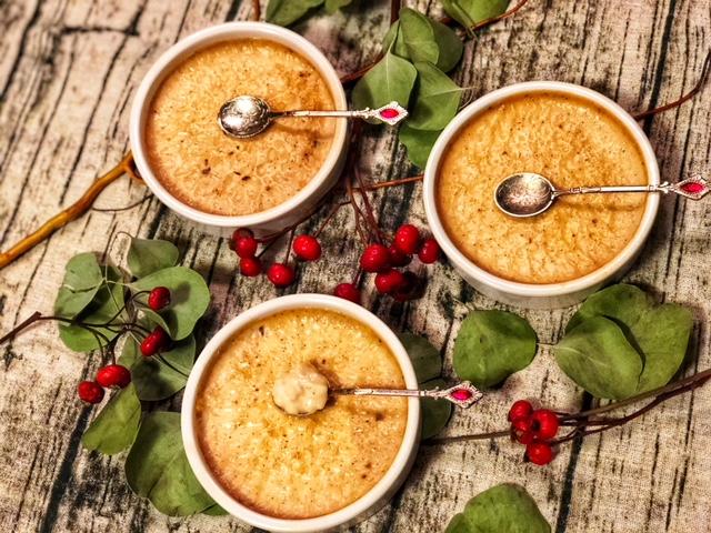 Tuerkischer Milchreis aus dem Ofen l Suetlac l tuerkischer Pudding