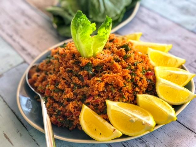 einfacher Bulgur-Salat l  Kisir l original tuerkischer Salat l Bulgursalat