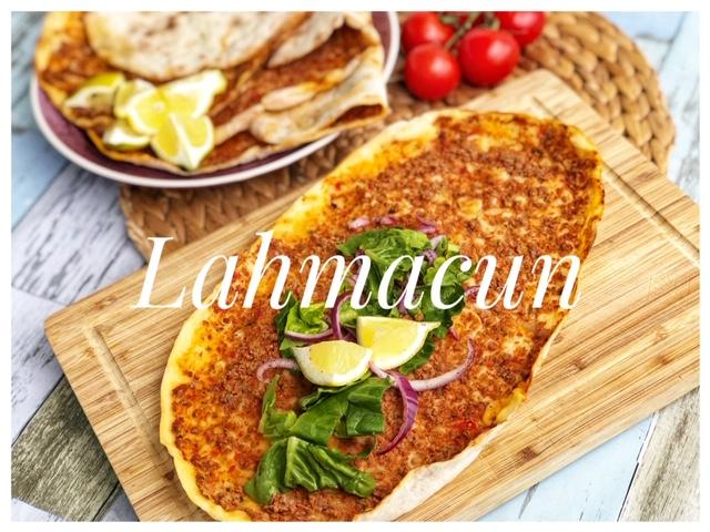 Die besten Lahmacun l Lahmacun Teig selber gemacht l tuerkische Pizza Rezept