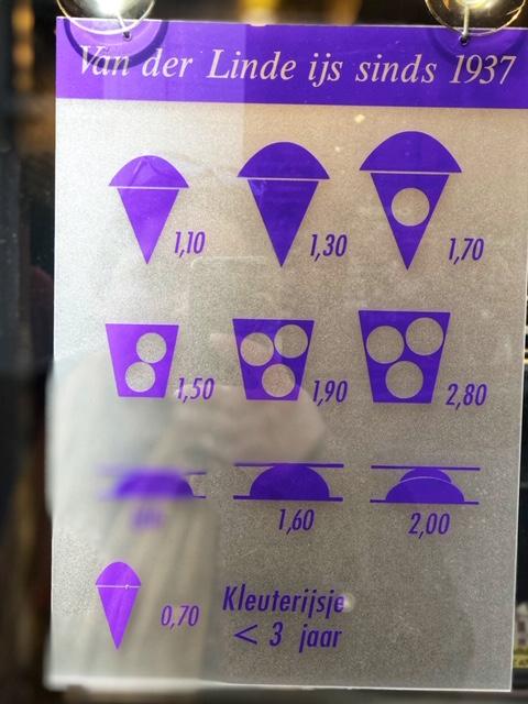 Das beste Eis der Welt gibt es in Amsterdam l Geheim-Tipp fuer Eis in Amsterdam