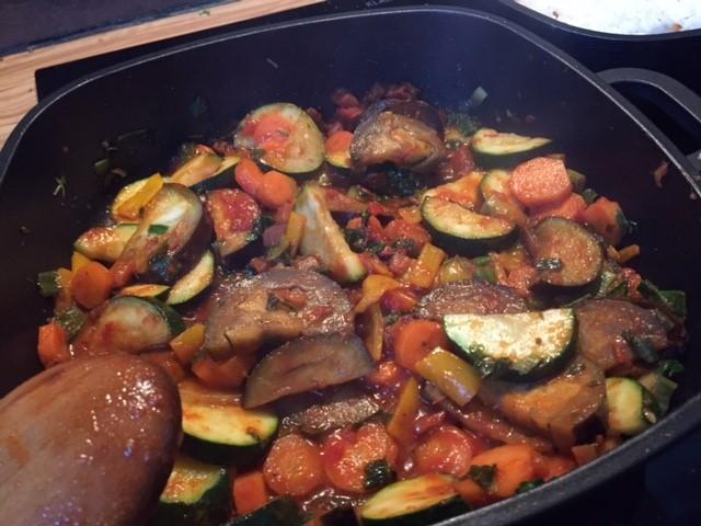 Hähnchen mit Chimichurri und Thymian  |  Meal prep