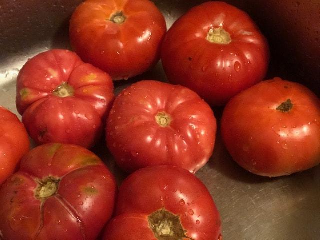 Was tun mit alten Tomaten l Tomaten lange haltbar machen
