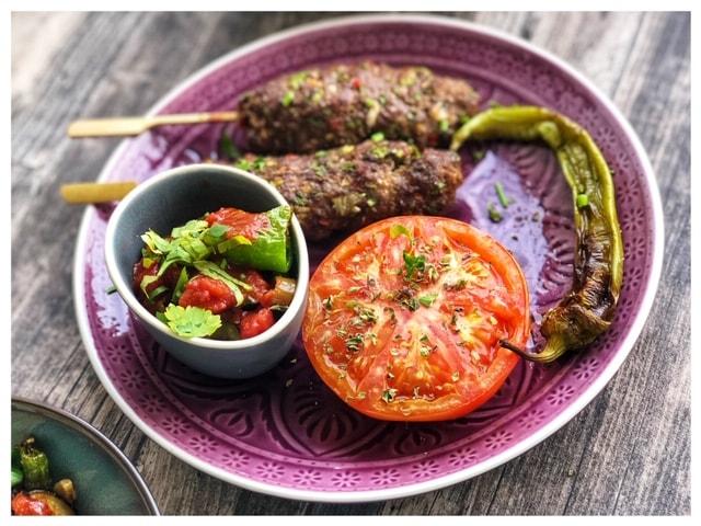 Leckeres Adana Kebap Rezept wie im tuerkischen Restaurant