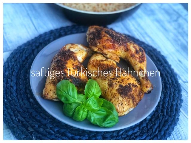Tuerkisches Rezept für saftiges Haehnchen mit Kondensmilch l tuerkische Haehnchen Marinade