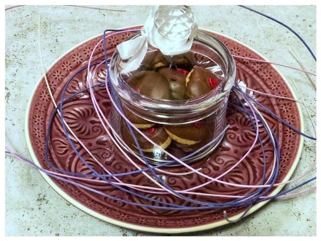 Die besten Husarenkrapfen mit Schokolade l Engelsaugen Adventsgebaeck