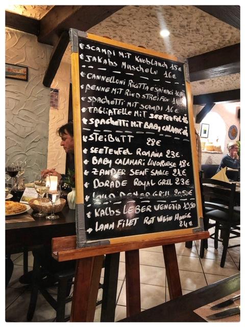 Italiener in Koeln Brueck l Wie schmeckt es bei La Vecchia Trattoria in Koeln Brueck