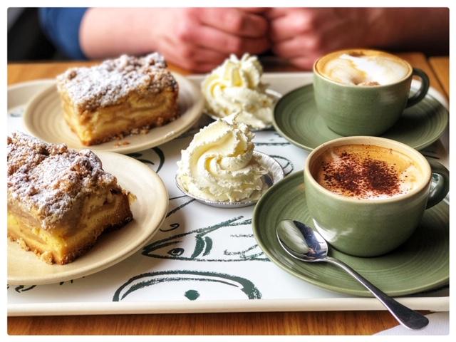 Schoenes Cafe in Nijmegen l Geheim-Tipps in Nijmegen l La Place Bistro mit Dachterrasse