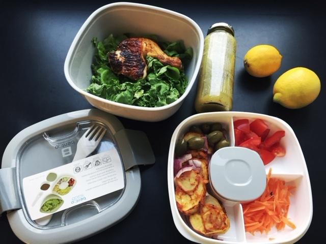 Meal Prep Sonntag Vorkochen - einfach abnehmen mit Vorkochen und Zeit sparen