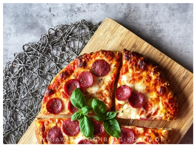 wie schmeckt die Pizza von Capital bra