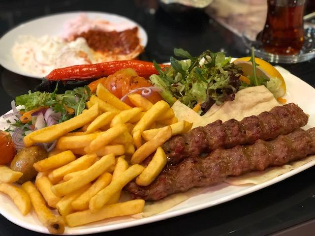 Wie schmeckt es bei Buhara in Koeln Ostheim l tuerkische Restaurants in Koeln